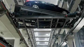 平面移动类立体车库