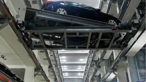 平面移动式立体车库